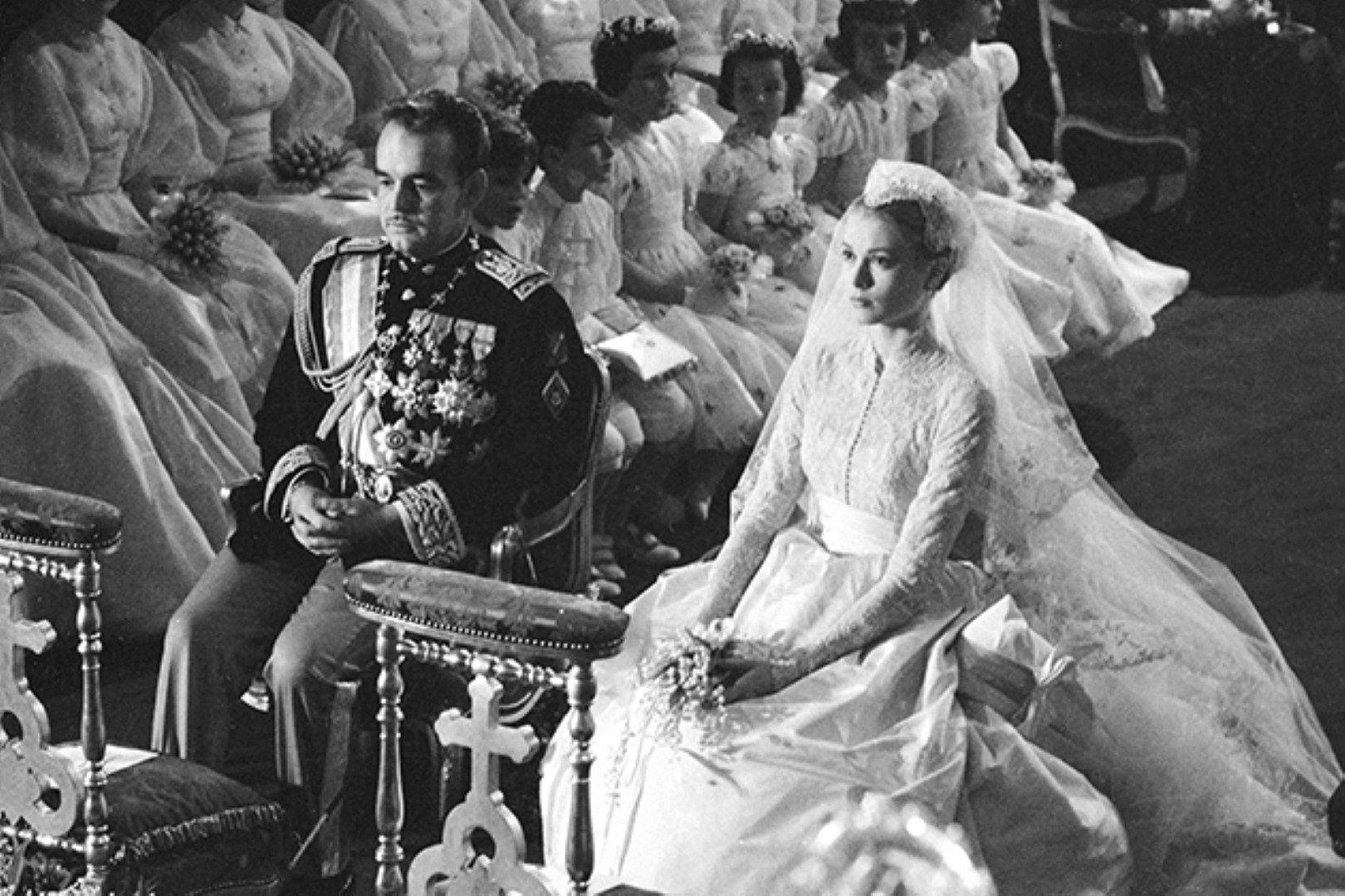 ,grace kelly,esküvő,monacói hercegné,monaco hercegné,monaco hercegnő,esküvői ruha,grace kelly esküvői ruha,grace kelly menyasszonyi ruha,