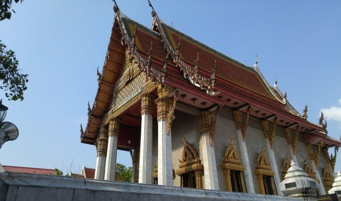 Thaiföld ugyanis a buddhizmus hazája.